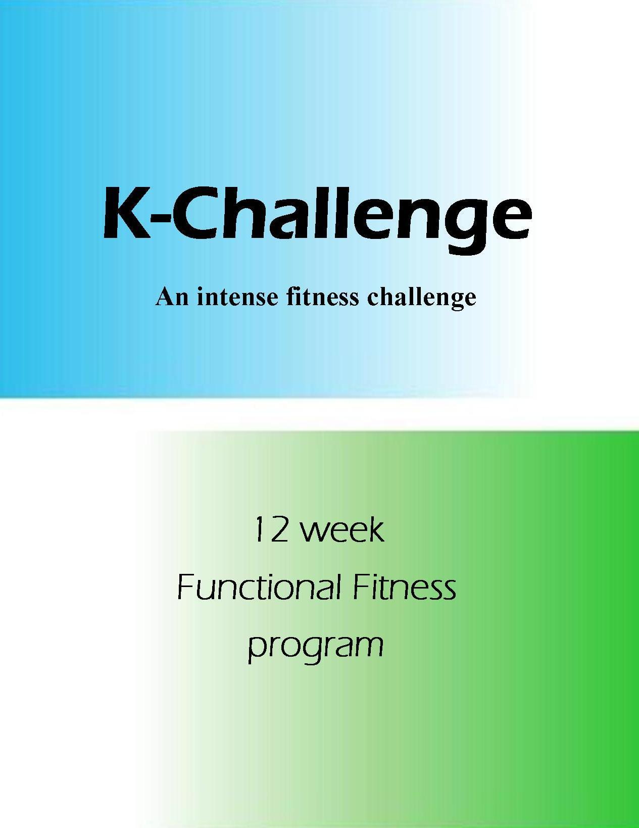 12 week challenges free pdf programs