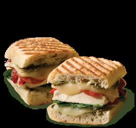 Lunch-Panini